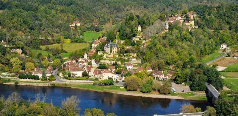 Domaine de La Vitrolle à Limeuil en Dordogne : l'un des plus beaux villages de France